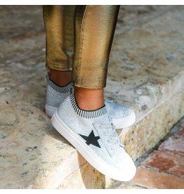 Hoo China Hoo Kelly Star Black Star Sock Sneaker