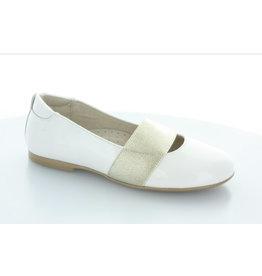 Hoo Hoo 2311A White Gold Shoe