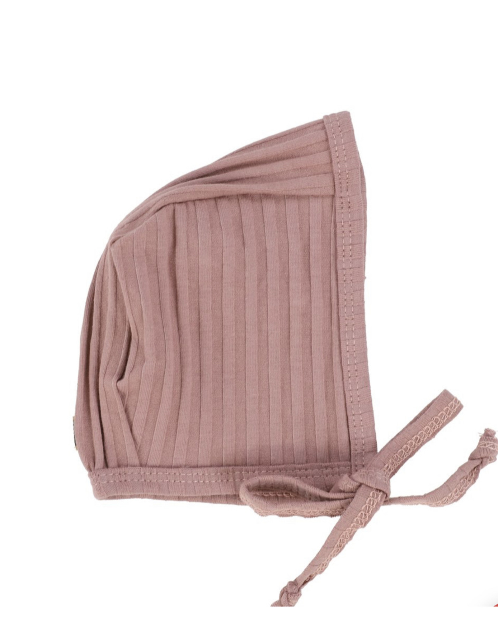 Lil leggs Lil Leggs Purple Wide rib Bonnet