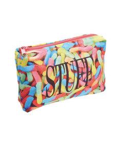 Confetti Confetti Gummy Worm Cosmetic case