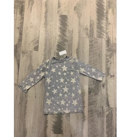 Five Star Five Star 4132G grey star top