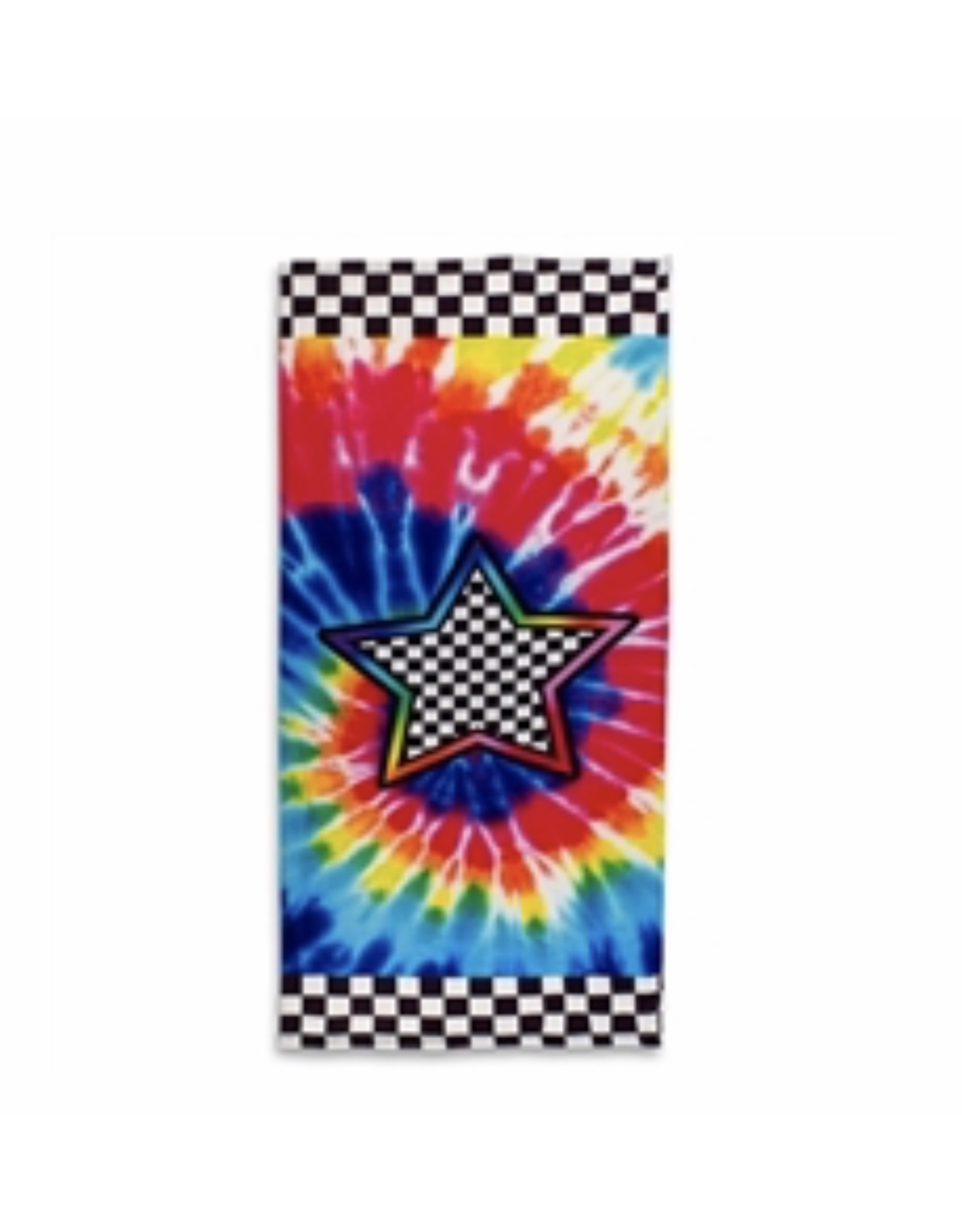 Top Trenz Camp Beach Towel