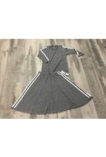 So Nikki So Nikki Adidas Stripe skirt