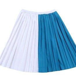 Petit clair petit clair electirc blue skirt