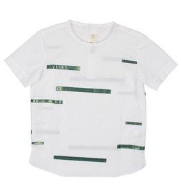 nove Nove Green Line Shirt