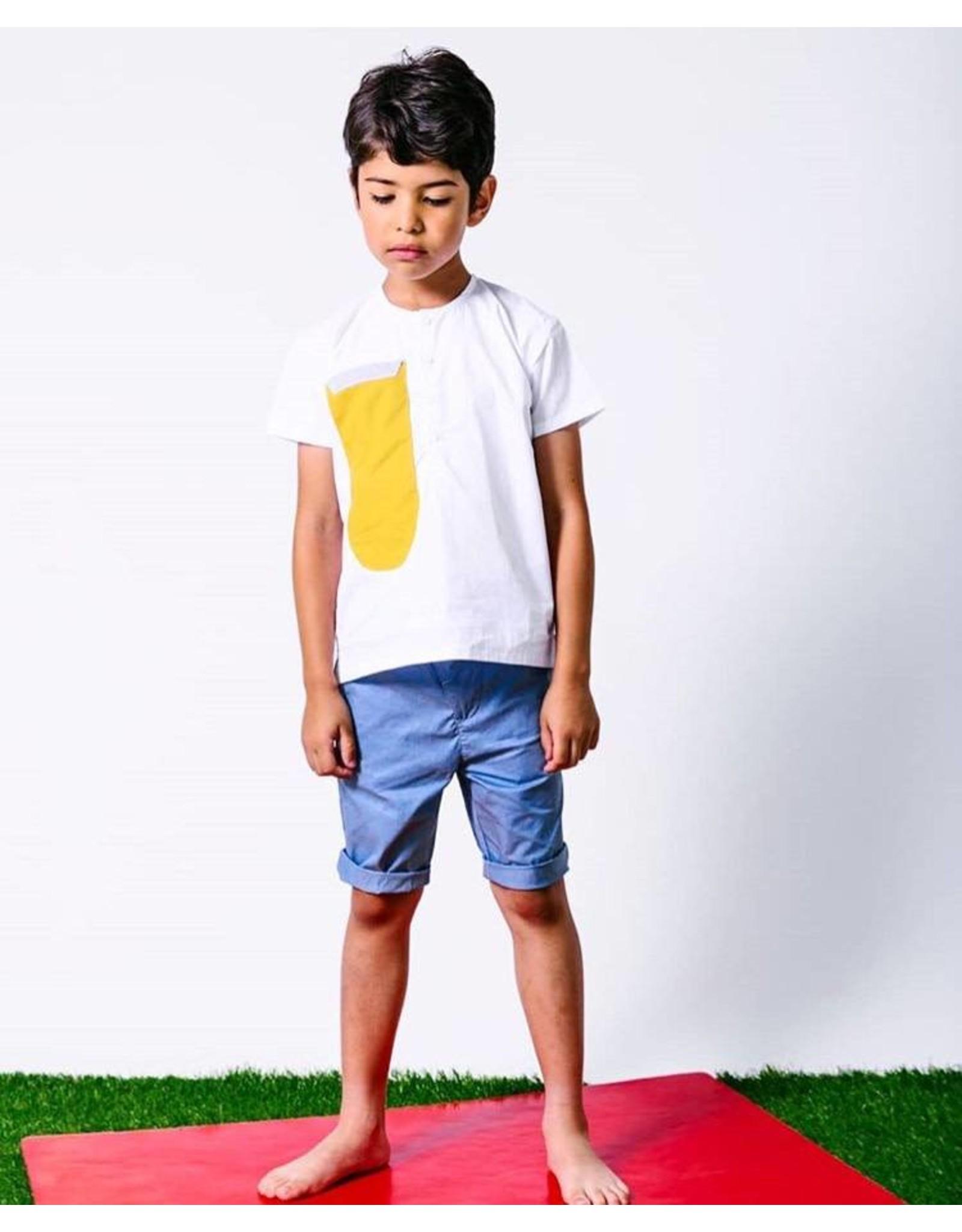 kipp kipp citrus stroke shirt