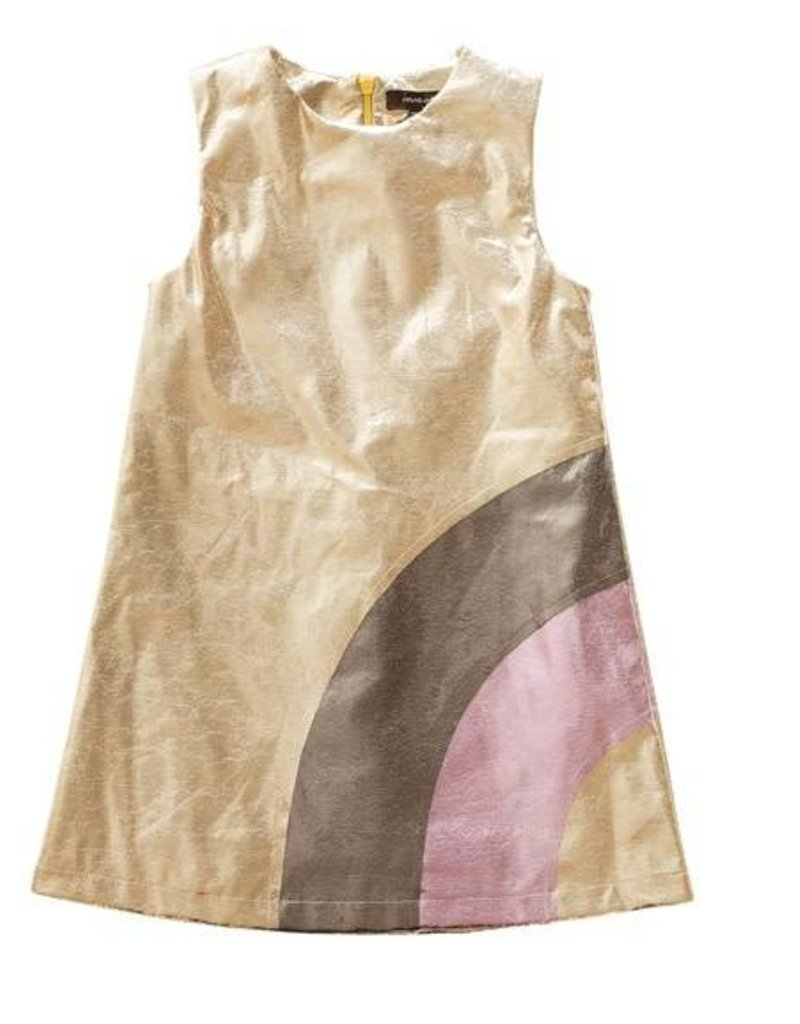 Imoga girls Gold dress