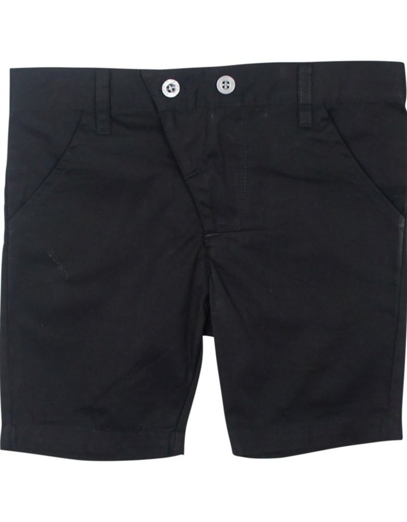 kipp Kipp black polished shorts