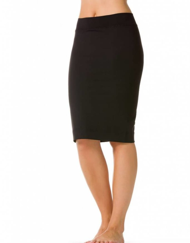 hardtail Hardtail black pencil skirt w321