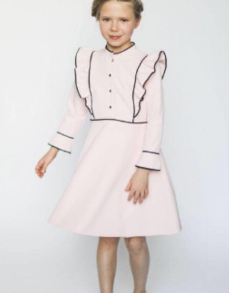 Aisabobo Aisabobo G-04 Pink Dress