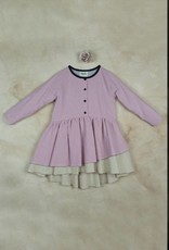 popelin Popelin Raglan Pink Dress