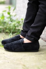 Zeebra Zeebra Black Velvet Loafer