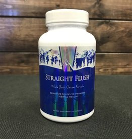 Alpine Alpine Straight Flush Whole Body Cleanse Formula