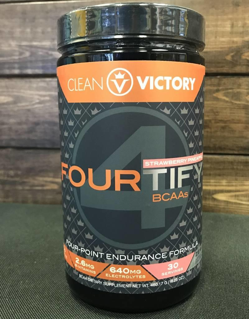 Clean Victory Clean Victory Fourtify BCAAs