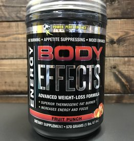 Power Performance Body Effects, Fruit Punch