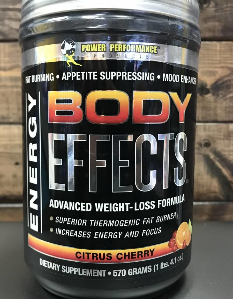 Power Performance Body Effects, Citrus Cherry
