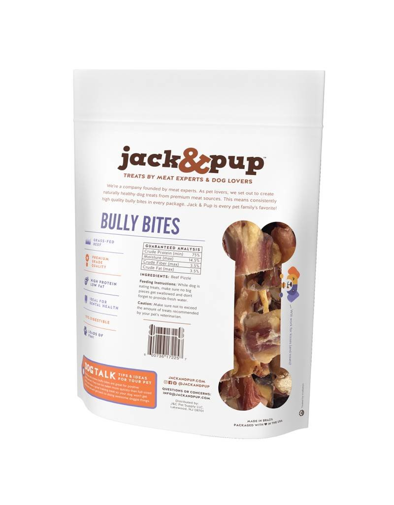 JACK & PUP Jack & Pup Bully Bites