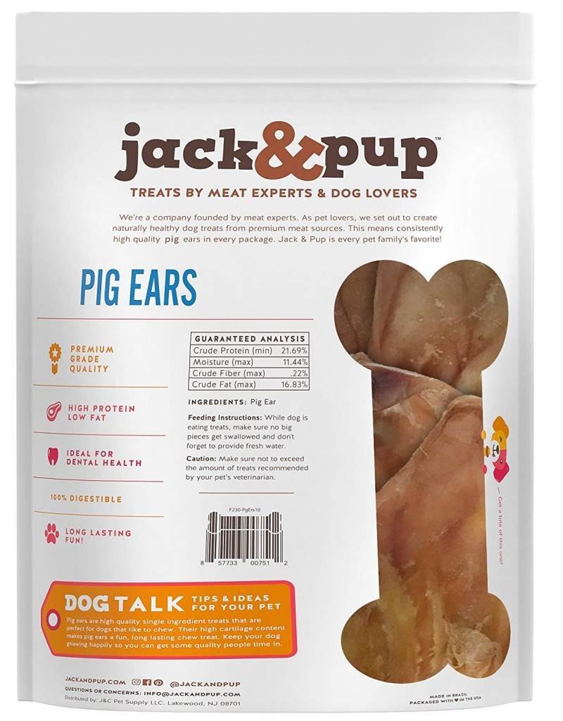 JACK & PUP Jack & Pup Pig Ears