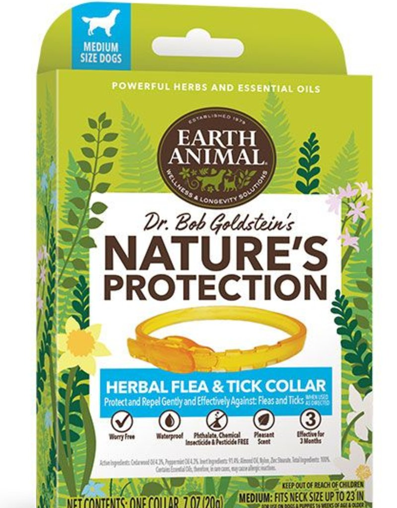 EARTH ANIMAL Earth Animal Herbal Flea & Tick Dog Collar