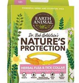 EARTH ANIMAL Earth Animal Herbal Flea & Tick Cat Collar