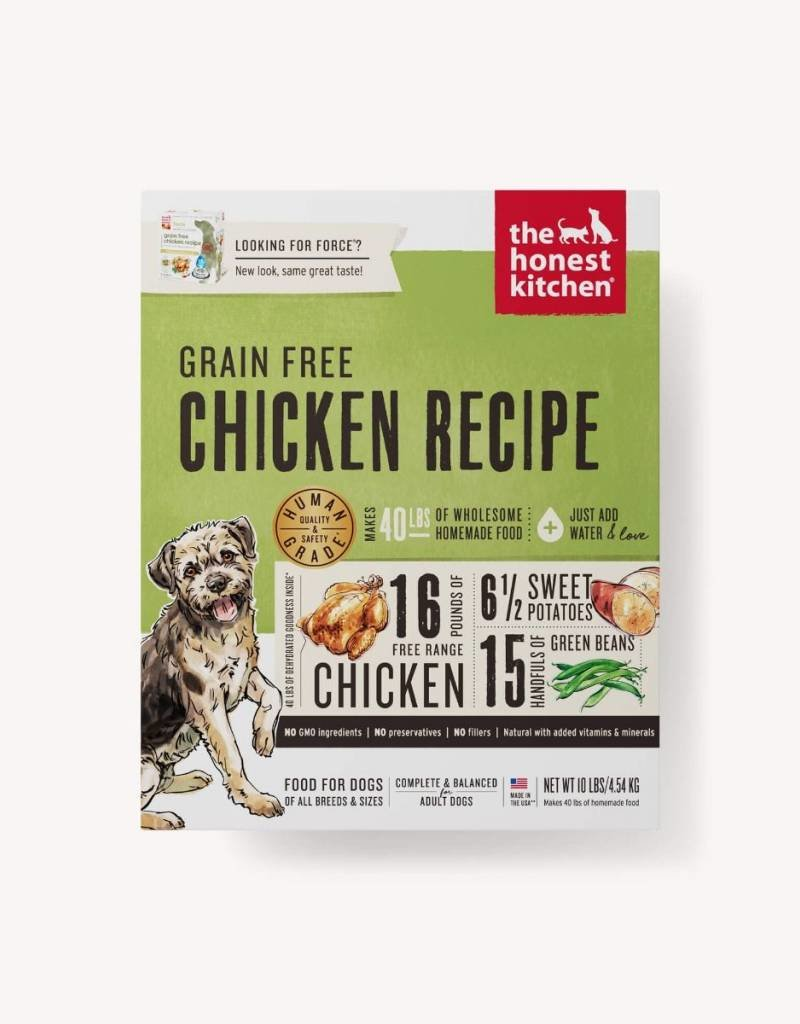 HONEST KITCHEN The Honest Kitchen Grain Free Chicken Dog Food