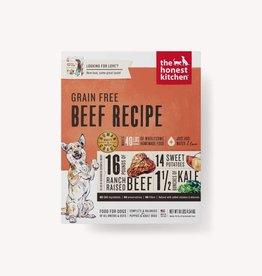 HONEST KITCHEN The Honest Kitchen Grain Free Beef Dog Food