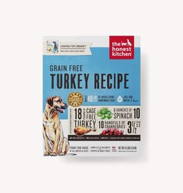 HONEST KITCHEN The Honest Kitchen Grain Free Turkey Dog Food