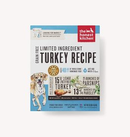 HONEST KITCHEN The Honest Kitchen Limited Ingredient Turkey Dog Food