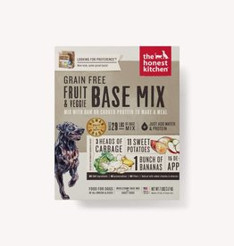 HONEST KITCHEN The Honest Kitchen Grain Free Base Mix Fruit & Veggie Dog Food