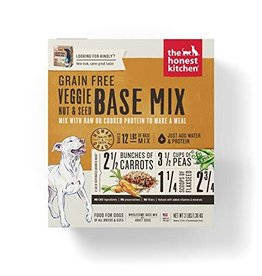 HONEST KITCHEN The Honest Kitchen Grain Free Base Mix Veggie, Nut & Seed Dog Food