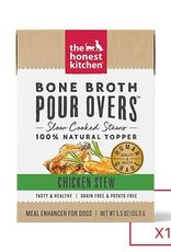 HONEST KITCHEN The Honest Kitchen Pour Overs Bone Broth Chicken