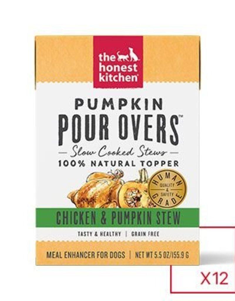 HONEST KITCHEN The Honest Kitchen Pour Overs Pumpkin & Chicken