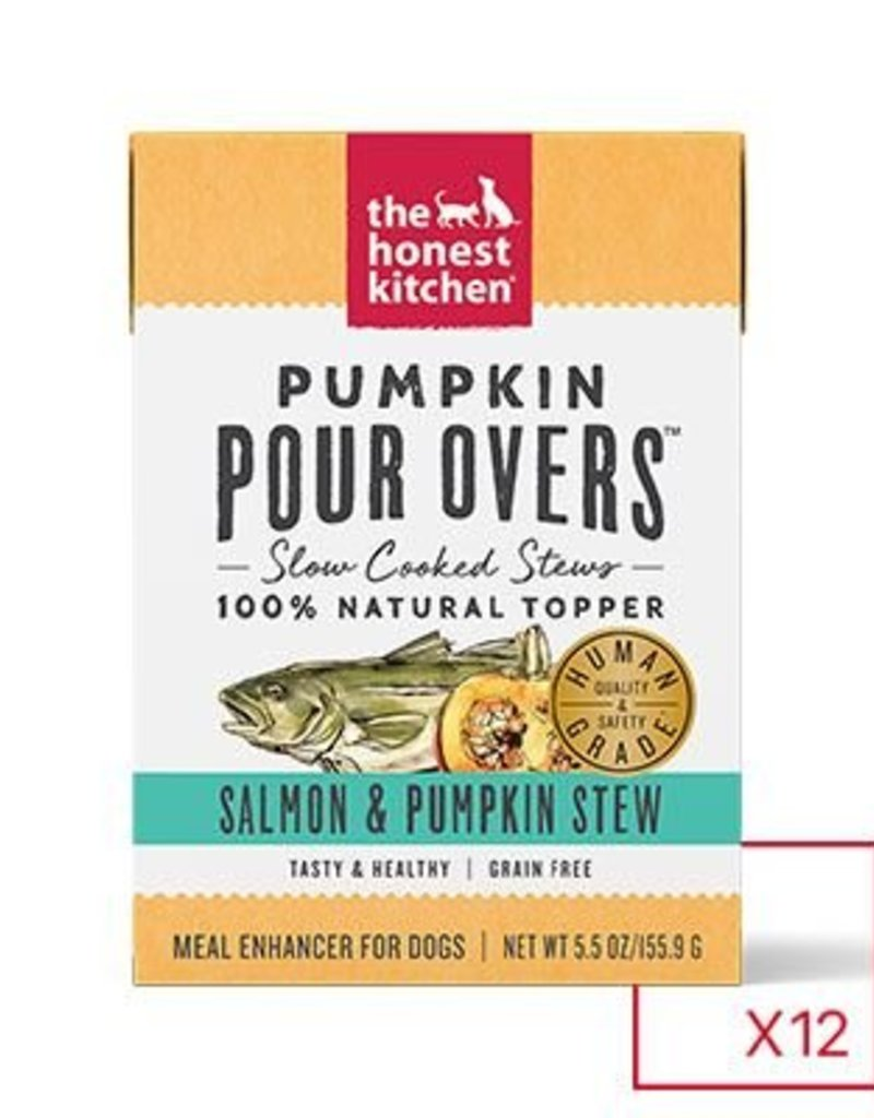 HONEST KITCHEN The Honest Kitchen Pour Overs Pumpkin & Salmon