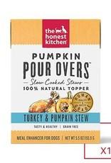 HONEST KITCHEN The Honest Kitchen Pour Overs Pumpkin & Turkey