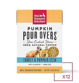 HONEST KITCHEN The Honest Kitchen Pour Overs Pumpkin & Turkey