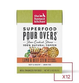 HONEST KITCHEN The Honest Kitchen Pour Overs Superfood Lamb & Beef