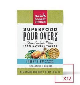 HONEST KITCHEN The Honest Kitchen Pour Overs Superfood Turkey