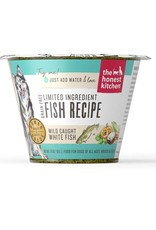 HONEST KITCHEN The Honest Kitchen Cups Limited Ingredient Grain Free Fish 12/1.75oz
