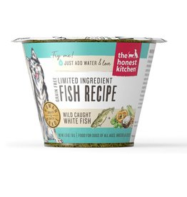 HONEST KITCHEN The Honest Kitchen Cups Limited Ingredient Grain Free Fish