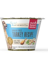 HONEST KITCHEN The Honest Kitchen Cups Grain Free Turkey 12/1.75oz