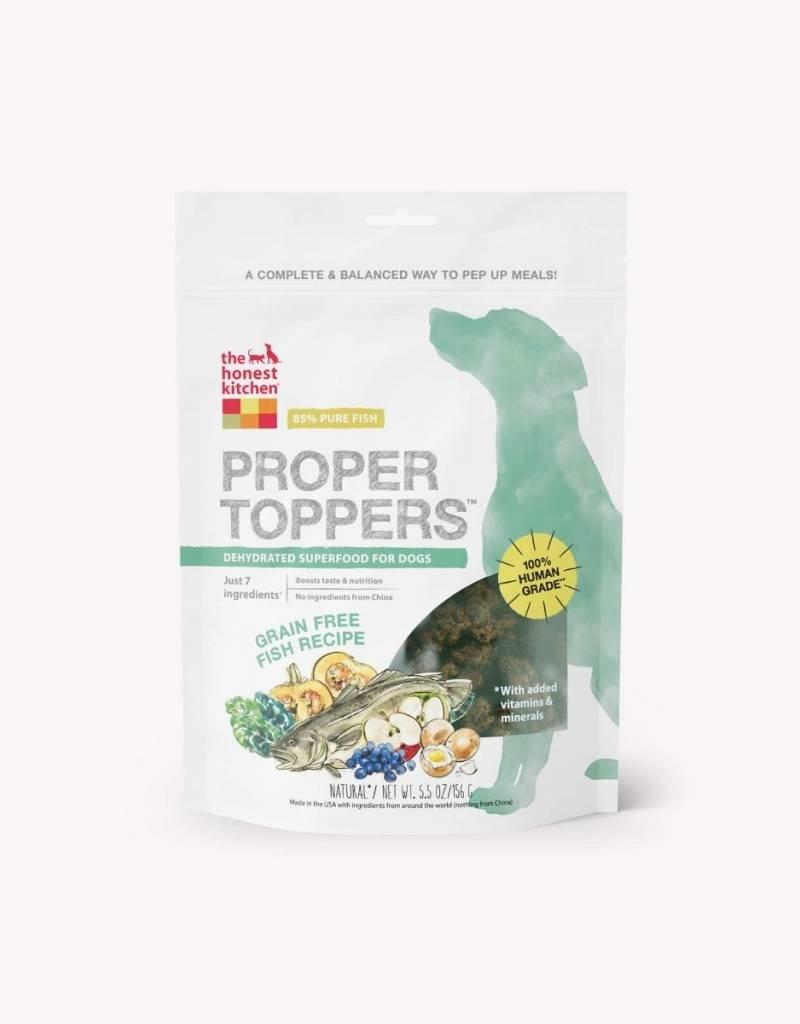 HONEST KITCHEN The Honest Kitchen Proper Toppers Fish