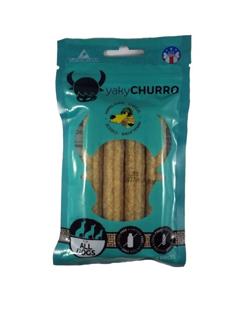 HIMALAYAN DOG CHEWS Himalayan yakyChurros Cheese 4.9oz