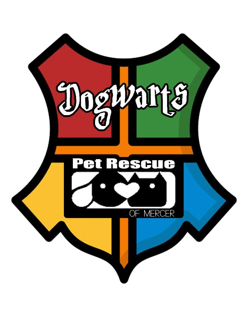 BAG OF BONES BARKERY Hairy Paw-ter Dogwarts Cookie 12ct