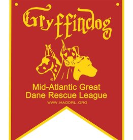 BAG OF BONES BARKERY Hairy Paw-ter Gryffindog Cookie 12ct