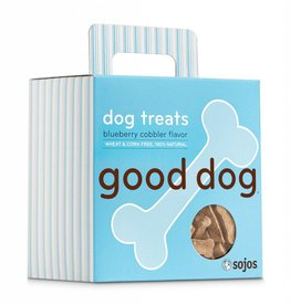 SOJOS Sojos Good Dog Blueberry Cobbler Treats