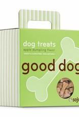 SOJOS Sojos Good Dog Apple Dumpling Treats 8oz
