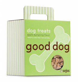 SOJOS Sojos Good Dog Apple Dumpling Treats