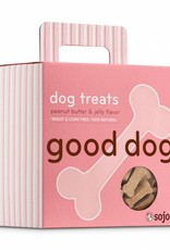 SOJOS Sojos Good Dog Peanut Butter & Jelly Treats 8oz