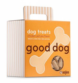 SOJOS Sojos Good Dog Chicken Pot Pie Treats
