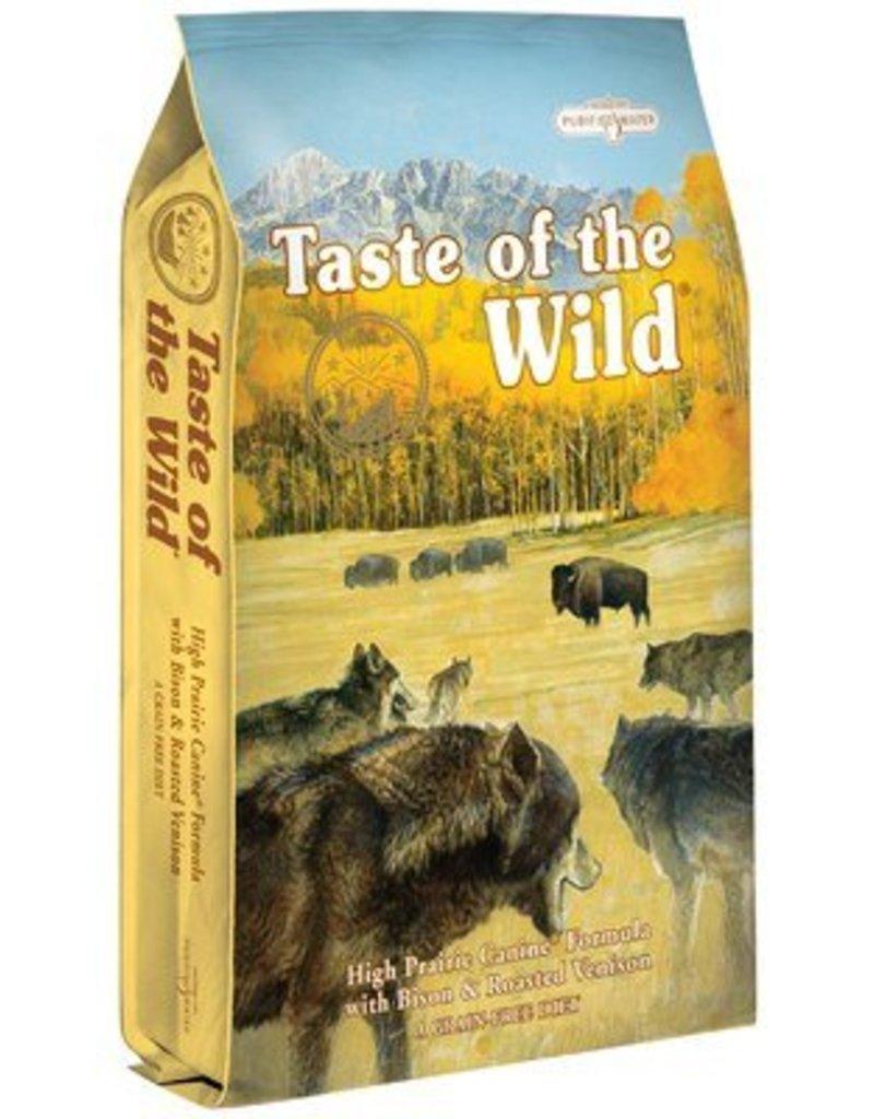 TASTE OF THE WILD Taste of the Wild High Prairie Dog Food